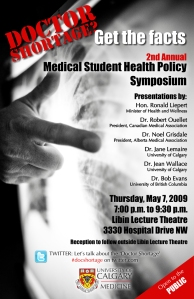 2nd Annual Medical Student Health Policy Symposium